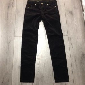 Kut from the kloth Diana skinny size 2 corduroy